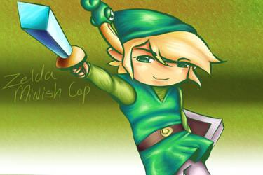 Toon Link Minish Cap