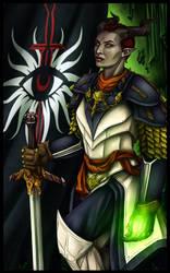Inquisitor Iera Adaar (COLORED)
