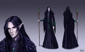 Myrhe Ais Fairy Prince Conceptart (COMMISSION)