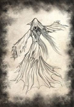 Ghost of The Hidden Regrets (sketch)