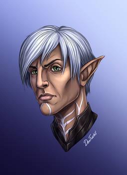 Fenris Portrait