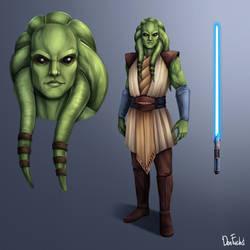 Jedi Guardian Oril Perpes OC