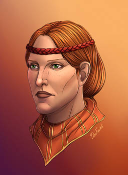Aveline Vallen Portrait