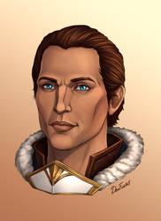 Sebastian Vael Portrait