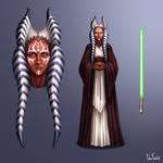 Jedi Consular Miira Vaem OC
