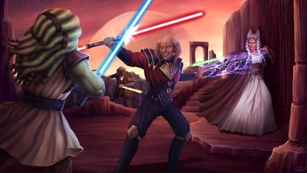 Star Wars - Wallpaper #1 (OC)