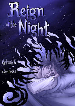 Reign of the Night: Cover (comic)