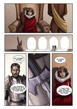 Reign of the Night: Page 4 (comic)
