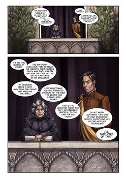 Reign of the Night: Page 5 (comic)