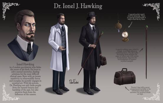 Dr. Ionel J. Hawking OC