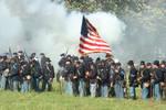 Civil War reenactment 3