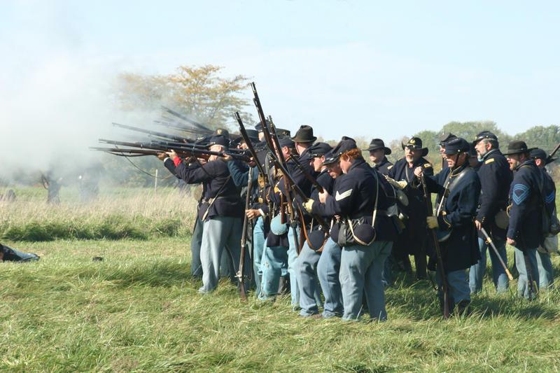 Civil War Reenactments 2014