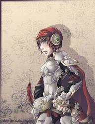 Knight by GainaSpirit