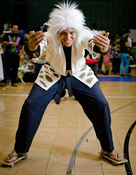 Elfman Cosplay from FAIRY TAIL by NeonXJoshua on DeviantArt