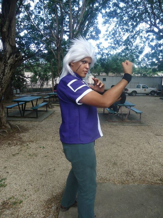 Elfman (7 YEARS PASS) Cosplay from FAIRY TAIL by ...