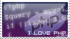 PHP Stamp by harleshinn