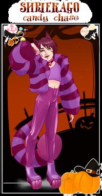 [Color War] Cheshire Boy