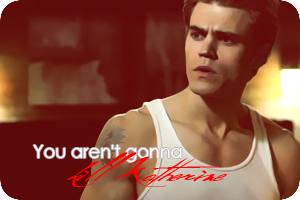 Stefan Salvatore signature by Meybeline
