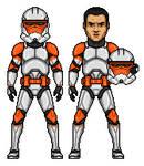 Clone Trooper Threepwood - 212th Attack Battalion