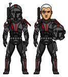 Crosshair - Clone Force 99 (The Bad Batch)