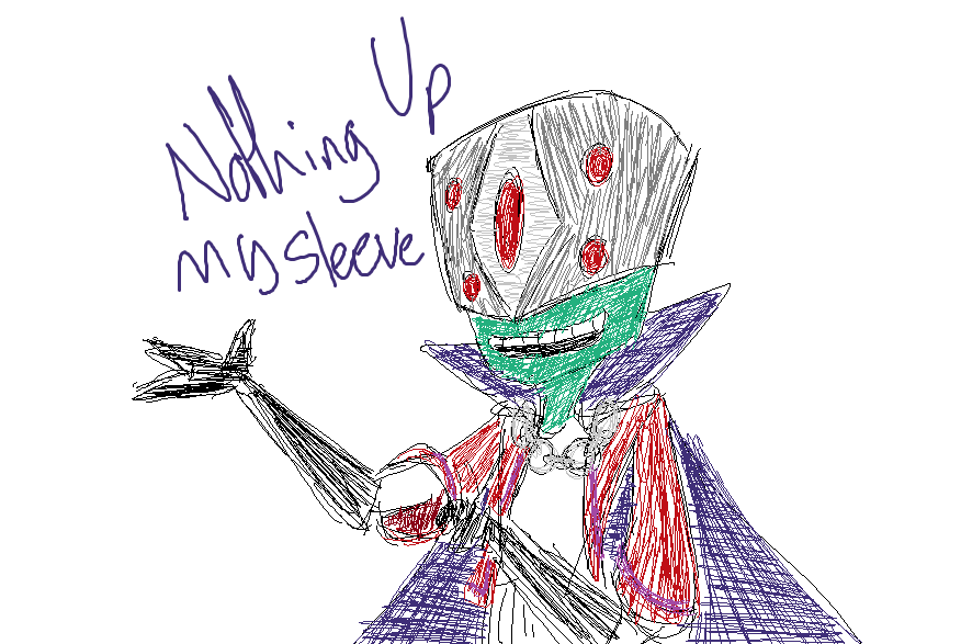 IZ: Space Magic by InsaneMonkey46