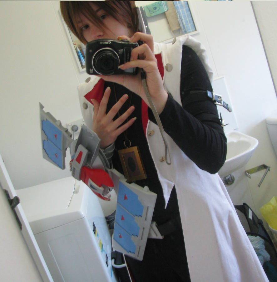 Cosplay: Seto Kaiba by InsaneMonkey46