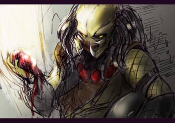 predator by MEGA1126