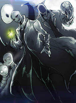 Gaster and followers