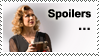 Spoilers stamp by Oatzy