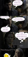 Supernatural Funny Moments 3 by FallenInDarkness