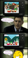 Supernatural Funny Moments 21 by FallenInDarkness
