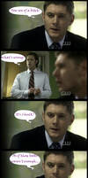 Supernatural Funny Moments 27 by FallenInDarkness
