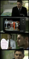 Supernatural Funny Moments 39 by FallenInDarkness