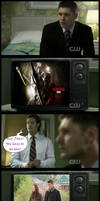 Supernatural Funny Moments 44 by FallenInDarkness