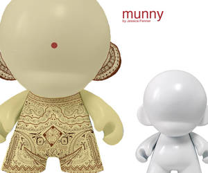 Henna Munny by jessicapenner