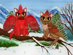 Cardinal Cats