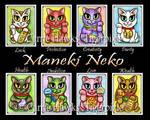 Maneki Neko, Lucky Cats Group