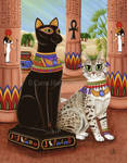 Temple of Bastet