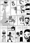 Chapter 01: Enter the Cyberdefender page 20 by CDefender-RoboKid