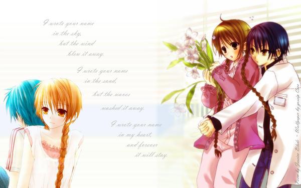 Sakuno And Ryoma By Echizen X Ryuuzaki