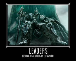 leaders by Armored4core