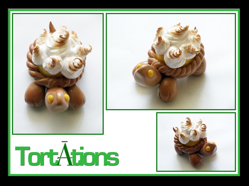 Lemon Meringue by Tortations