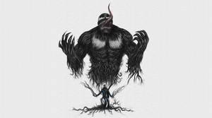 Venom Digital Art