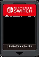 Switch Cartridge Template by JGamerXone