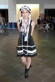 Gothic Lollita Outfit
