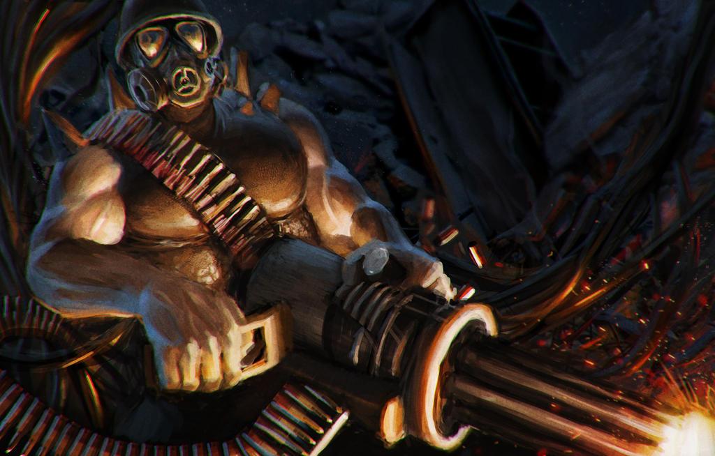Shadow guardian by ubuchy
