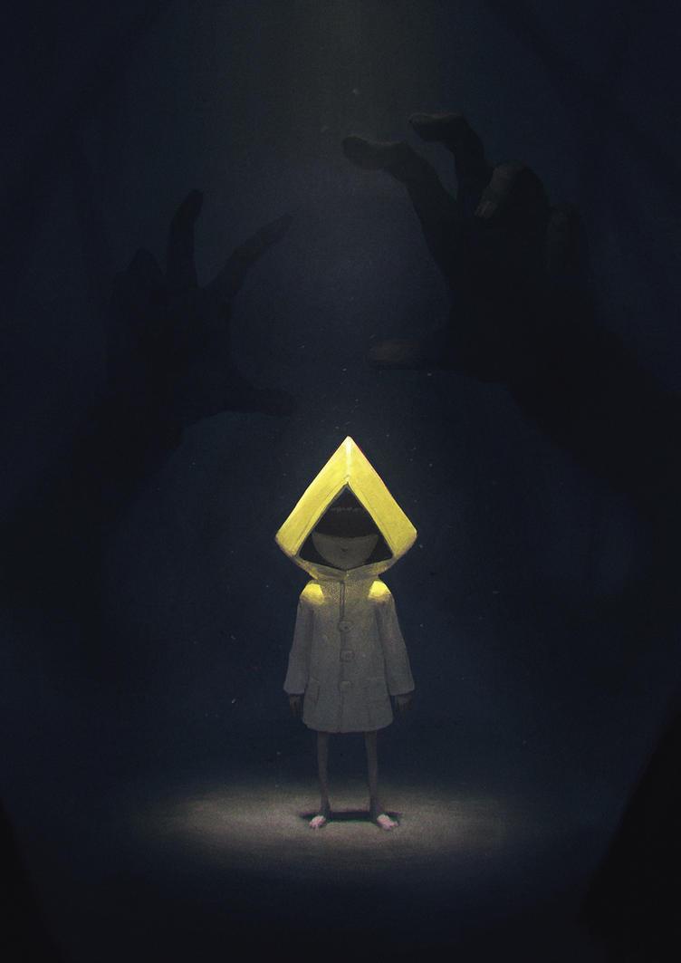 Little Nightmares - Fan Art by ubuchy