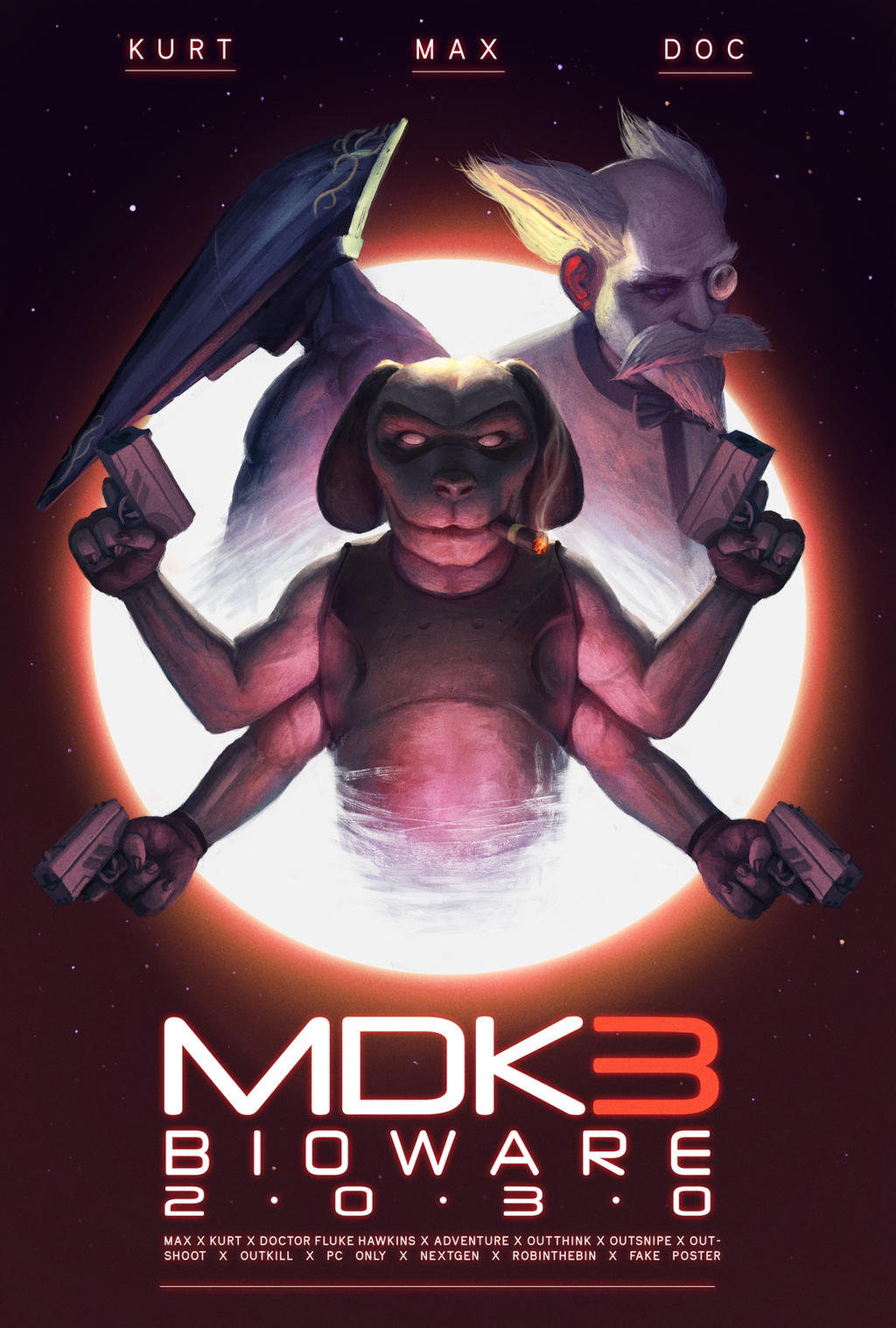 MDK3 by ubuchy