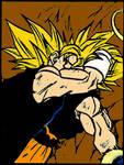 Majin Vegeta X Goku