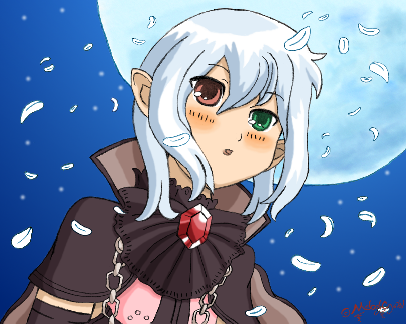 If Noire was first Colors by MelodyCrystel